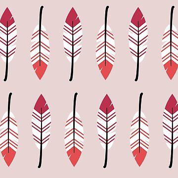 Feather Pattern by lisa-richmond