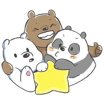 We are bear by MrMood