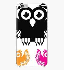 Vector Owl iPhone Case