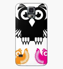 Vector Owl Case/Skin for Samsung Galaxy