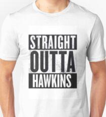Straight Outta Hawkins  T-Shirt