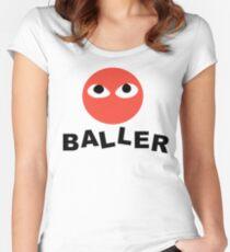 COMME DES GARÇONS / Baller Women's Fitted Scoop T-Shirt