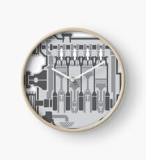 Engine Clock