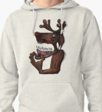 Rudolph Pullover Hoodie