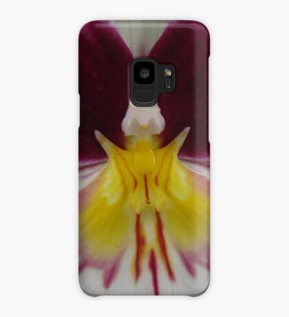 Butterfly in orchid Case/Skin for Samsung Galaxy
