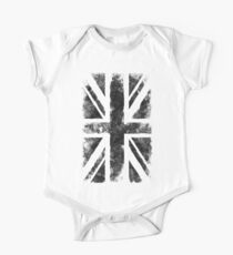 Black Union Jack Kids Clothes