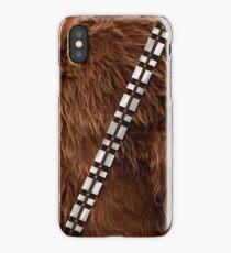 Chewbacca Chewie belt Furry iPhone Case/Skin