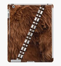 Chewbacca Chewie belt Furry iPad Case/Skin