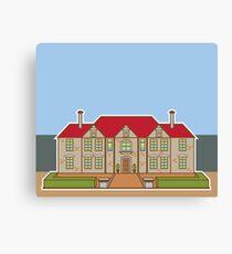 Mansion  Canvas Print