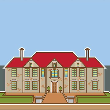 Mansion  by vectorworks51