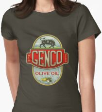 The Godfather - Genco Olive Oil Co. Women's Fitted T-Shirt