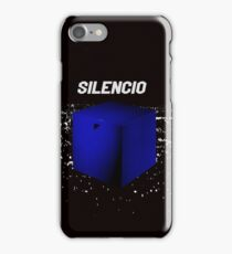 Mulholland Drive - Blue Box iPhone Case/Skin