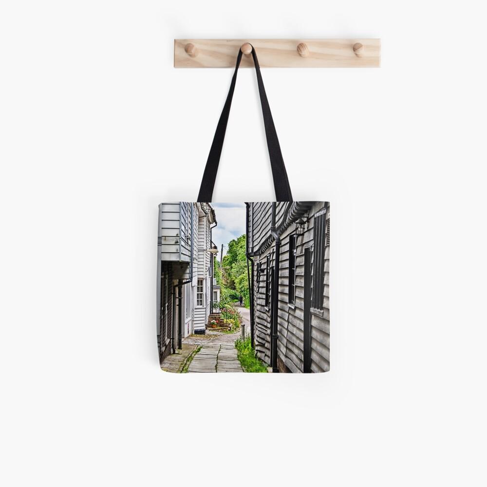 Gasse Tote Bag