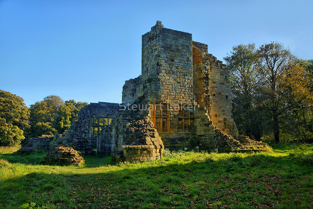 Mulgrave Old Castle 1 by Stewart Laker