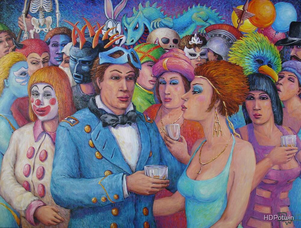 Masquerade by HDPotwin