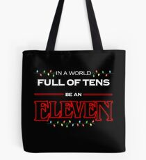 be an Eleven Tote Bag
