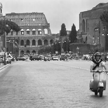 Roman Holiday by stephenknowles