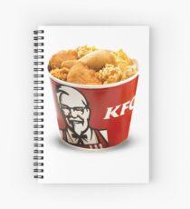 KFC - Bucket Spiral Notebook
