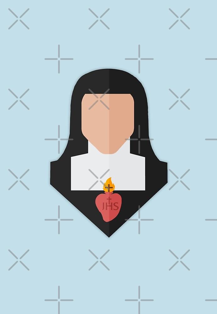 St. Jane de Chantal by All Saints Shop