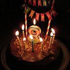 Happy Birthday Cake by lezvee
