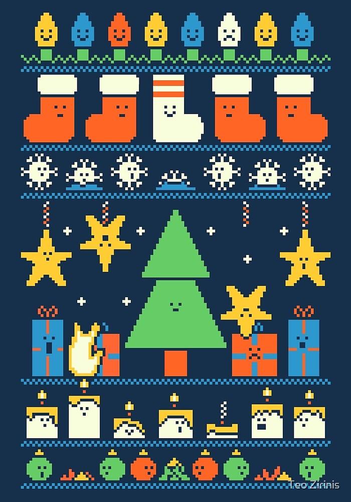 Merry Christmess by Teo Zirinis