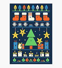 Merry Christmess Photographic Print