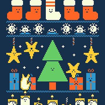 Merry Christmess by theodorezirinis