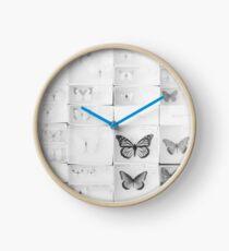 Lepidopterology Clock