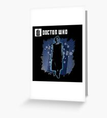 The Thirteenth Doctor Greeting Card