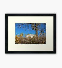 supreme court Framed Print