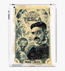 Nikola iPad Case/Skin