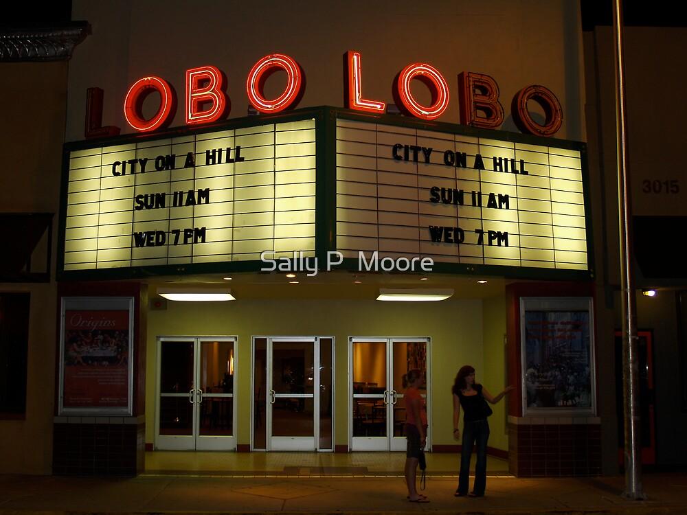 Lobo Lobo Albuquerque NM by Sally P  Moore