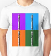 BT Tower x 4 Unisex T-Shirt