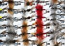 Hand-Tied Flies for Flyfishing by Laurie Minor