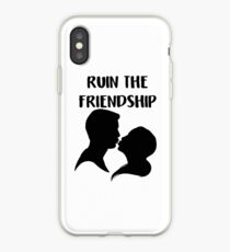 """RUIN DIE FREUNDSCHAFT"" iPhone-Hülle & Cover"