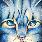 Warrior Cats Jayfeather by moonphiredesign
