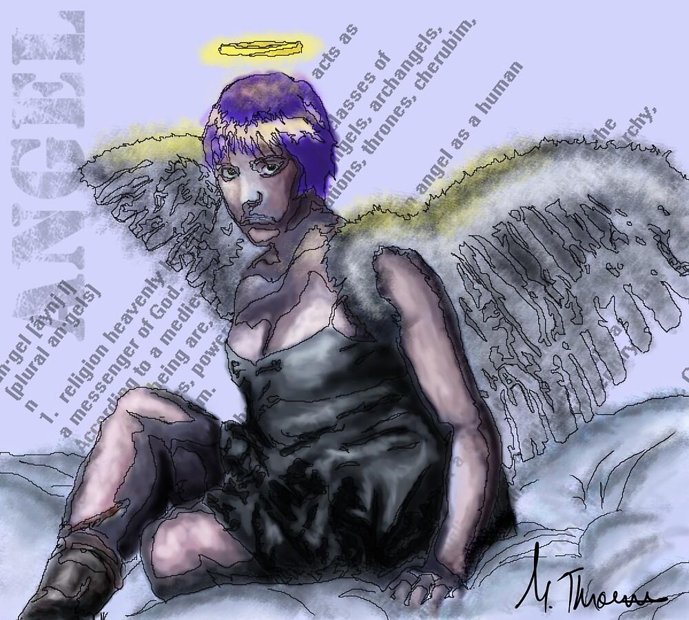 Angel by nachodragon