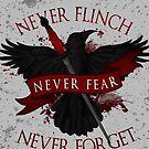 'Nie zurückschrecken, niemals fürchten, niemals vergessen' Über Nacht von Zulfa Begum
