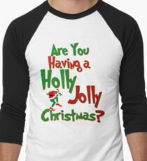 The Grinch - A Holly Jolly Christmas T-Shirt