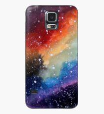 Rainbow Nebula Case/Skin for Samsung Galaxy