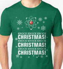 Christmas Atom Unisex T-Shirt