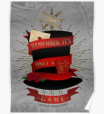 Caraval | 'Remember, it's only a game.' Poster
