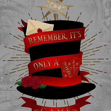 Caraval | 'Remember, it's only a game.' by CuteCrazies