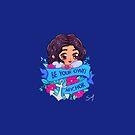 Chibi Melissa McCall by siny