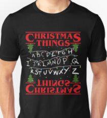 Christmas Things Unisex T-Shirt