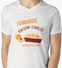 Homemade Kingdom Cobbler - Genehmigt von Jerry T-Shirt mit V-Ausschnitt für Männer