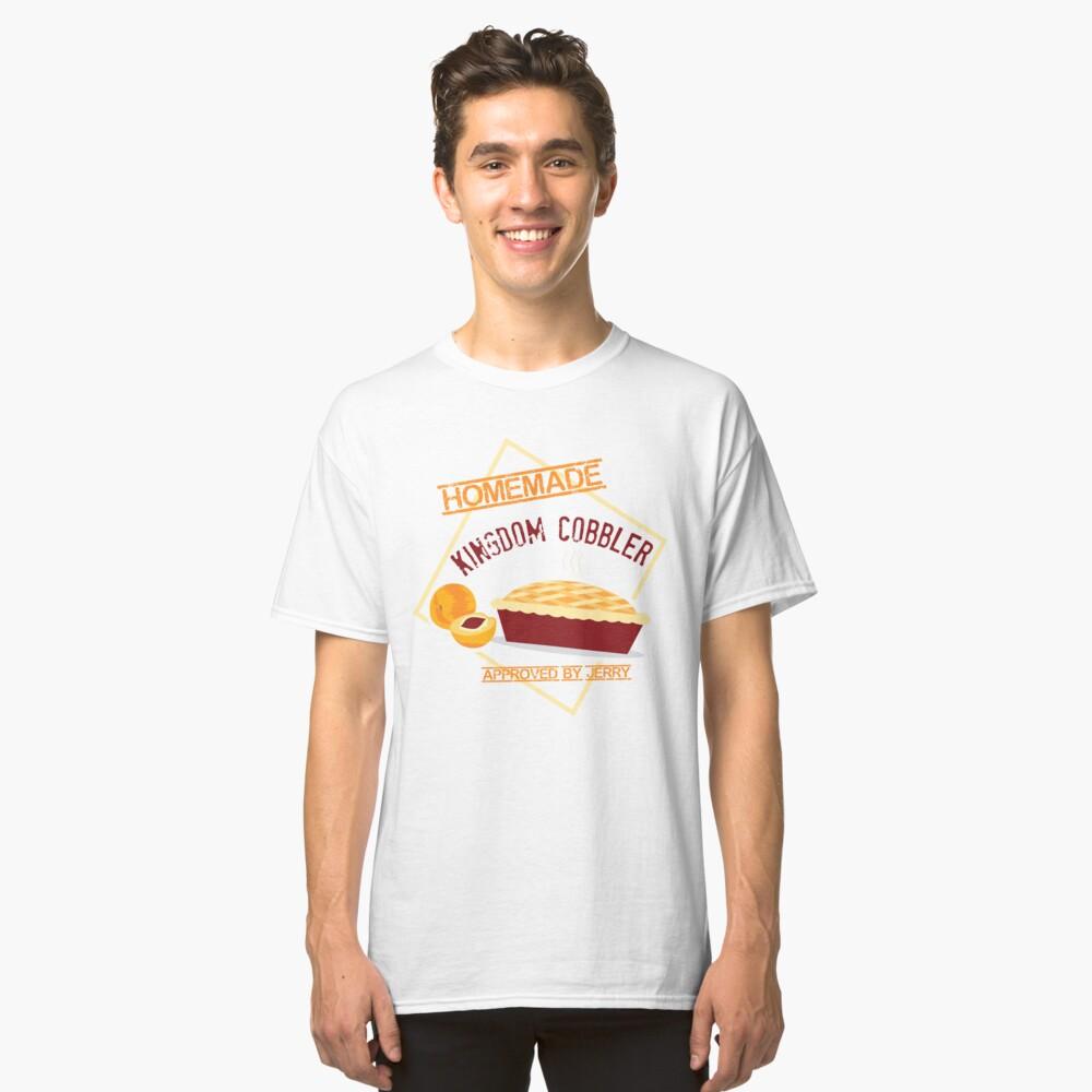 Homemade Kingdom Cobbler - Genehmigt von Jerry Classic T-Shirt