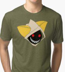 Warrior of the Kaka clan Tri-blend T-Shirt