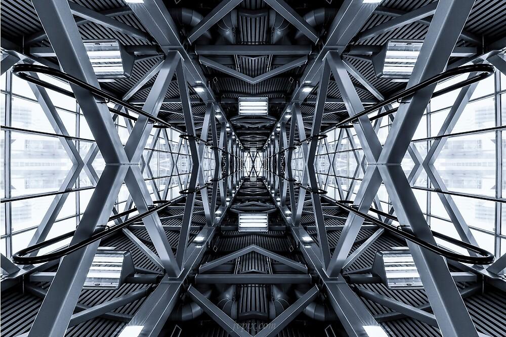 The Matrix by John Velocci