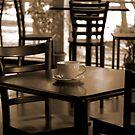 Coffee House by Pamela Hubbard